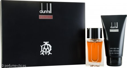 Dunhill Dunhill Custom Set de Regalo 100ml EDT + 150ml Bálsamo Aftershave