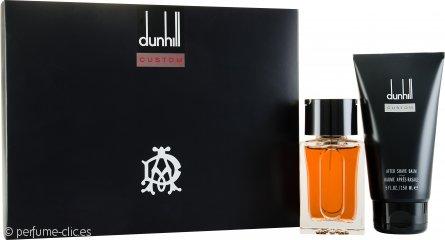 Dunhill Custom Set de Regalo 100ml EDT + 150ml Bálsamo Aftershave