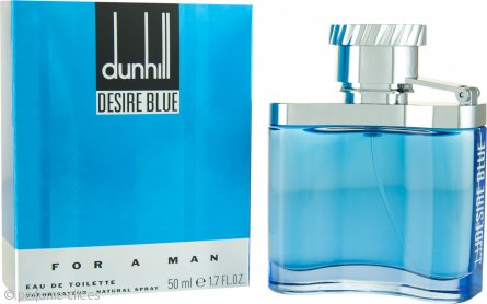 Dunhill Desire Blue Eau De Toilette 50ml Vaporizador