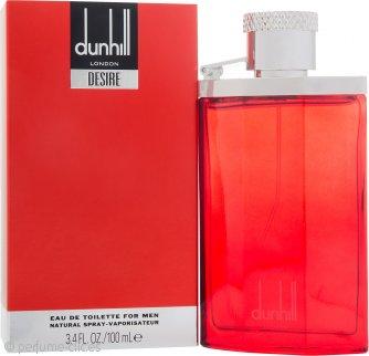 Dunhill Desire Eau De Toilette 100ml Vaporizador