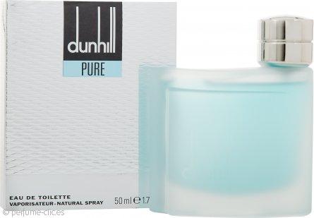 Dunhill Pure Eau de Toilette 50ml Vaporizador