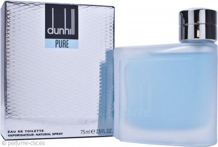 Dunhill Pure Eau de Toilette 75ml Vaporizador