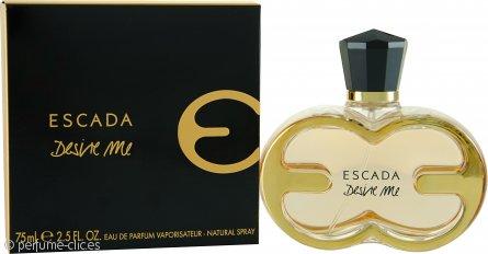 Escada Desire Me Eau de Parfum 75ml Vaporizador