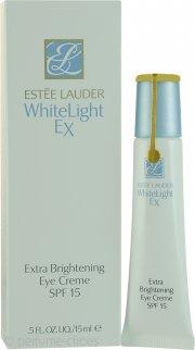 Estee Lauder White Light Ex Crema de Ojos Brillo 15ml