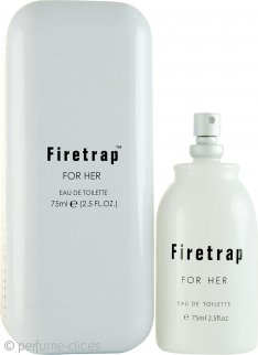Firetrap For Her Eau de Toilette 75ml Vaporizador
