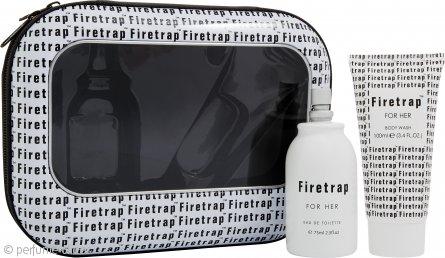 Firetrap For Her Set de Regalo 75ml EDT + 100ml Gel de Ducha