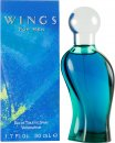 Giorgio Beverly Hills Wings for Men Eau De Toilette 50ml Vaporizador