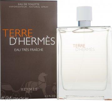 Hermes Terre d'Hermes Eau Tres Fraiche Eau de Toilette 125ml Vaporizador
