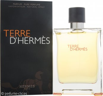 Hermes Terre D'Hermes Pure Perfume 200ml Vaporizador