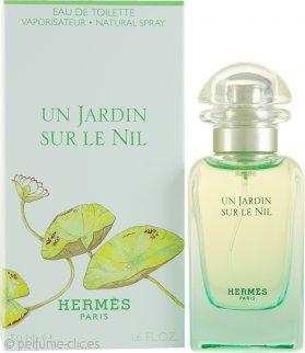 Hermes Un Jardin Sur Le Nil Eau De Toilette 50ml Vaporizador