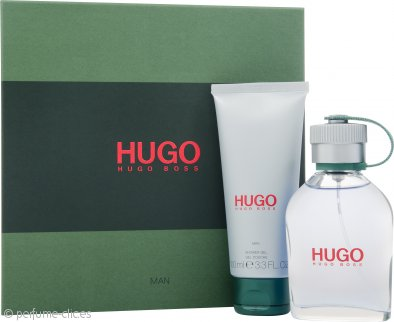 Hugo Boss Hugo Set de Regalo 75ml EDT + 100ml Gel de Ducha