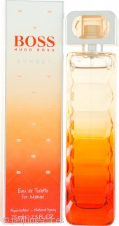 Hugo Boss Boss Orange Sunset Eau de Toilette 75ml Vaporizador
