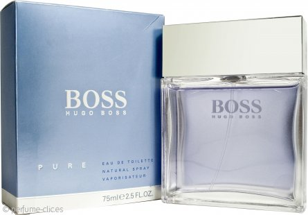 Hugo Boss Boss Pure Eau de Toilette 75ml Vaporizador