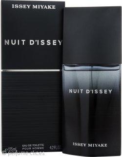 Issey Miyake Nuit d'Issey for Men Eau de Toilette 125ml Vaporizador
