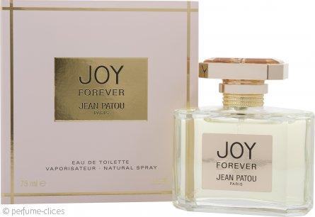 Jean Patou Joy Forever Eau de Toilette 75ml Vaporizador