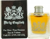 Juicy Couture Dirty English Eau de Toilette 5ml