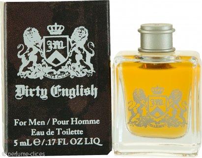 Juicy Couture Dirty English Eau de Toilette 5ml