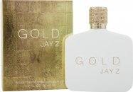 Jay Z Gold Eau de Toilette 50ml Vaporizador