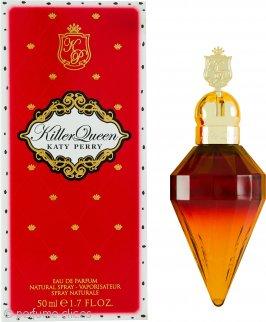 Katy Perry Killer Queen Eau de Parfum 50ml Vaporizador