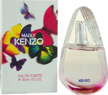 Kenzo Madly Eau De Toilette 30ml Vaporizador