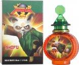 Kung Fu Panda Shifu Eau de Toilette 50ml Vaporizador
