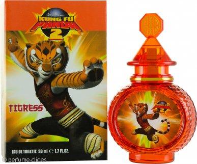 Kung Fu Panda Tigress Eau de Toilette 50ml Vaporizador