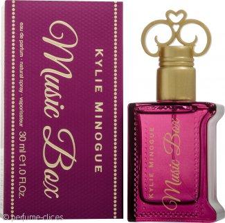 Kylie Minogue Music Box Eau de Parfum 30ml Vaporizador