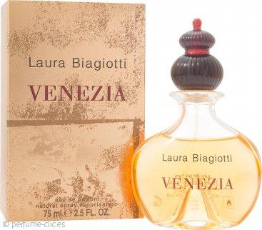 Laura Biagiotti Venezia Eau de Parfum 75ml Vaporizador