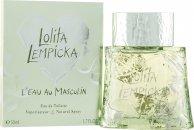 Lolita Lempicka L'Eau Au Masculin Eau de Toilette 50ml Vaporizador