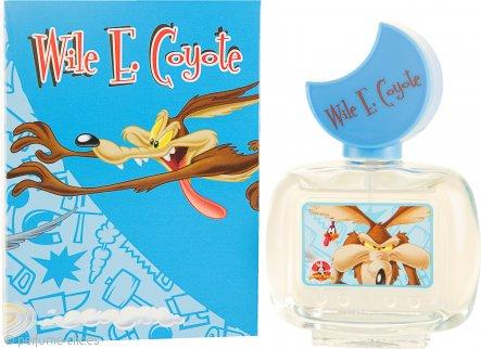 Looney Tunes Wile E Coyote Eau De Toilette 50ml Vaporizador
