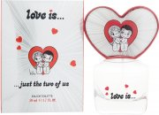Love Is... Eau de Toilette 50ml Vaporizador