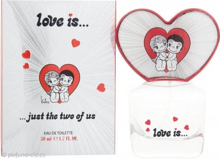 Love Is... Love Is... Eau de Toilette 50ml Vaporizador