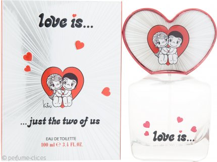 Love Is... Eau de Toilette 100ml Vaporizador