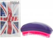 Tangle Teezer Salon Elite Cepillo de Pelo Desenredante -Morado