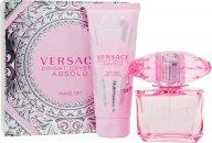 Versace Bright Crystal Absolu Set de Regalo 90ml EDP + 100ml Loción Corporal