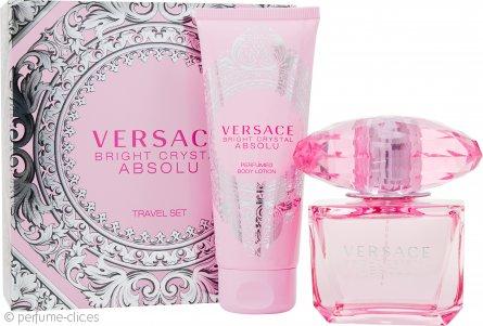Versace Bright Crystal Absolu Set de Regalo 2 x 30ml EDP