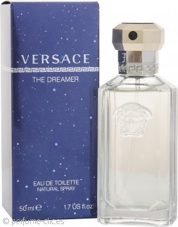 Versace The Dreamer Eau de Toilette 50ml Vaporizador