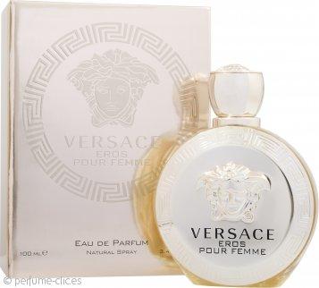 Versace Eros Pour Femme Eau de Parfum 100ml Vaporizador