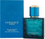 Versace Eros Eau de Toilette 30ml Vaporizador