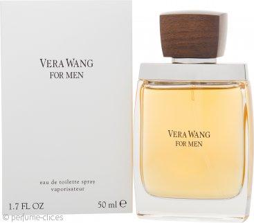 Vera Wang Vera Wang for Men Eau de Toilette 50ml Vaporizador