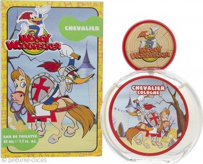 Woody Woodpecker Chevalier Eau De Toilette 50ml Vaporizador