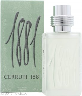 Cerruti 1881 Aftershave 50ml Splash