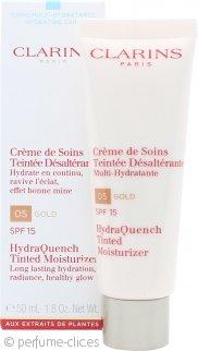 Clarins HydraQuench Hidratante Tintado 50ml N.5