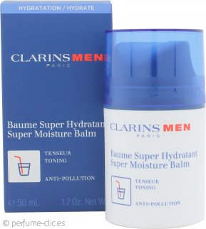 Clarins Men Bálsamo Super Hidratante 50ml