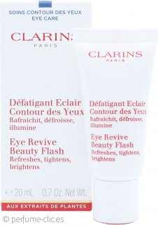 Clarins Eye Revive Beauty Flash 20ml Gel