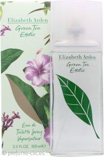 Elizabeth Arden Green Tea Exotic Eau de Toilette 100ml Vaporizador