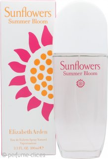 Elizabeth Arden Sunflowers Summer Bloom Eau de Toilette 100ml Vaporizador