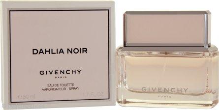 Givenchy Dahlia Noir Eau de Toilette 50ml Vaporizador
