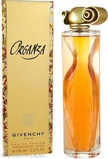 Givenchy Organza Eau de Parfum 100ml Vaporizador