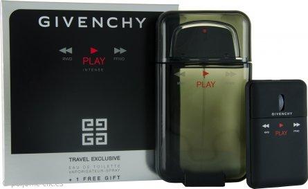 Givenchy Play Intense Set de Regalo 100ml EDT + Ratón Ordenador